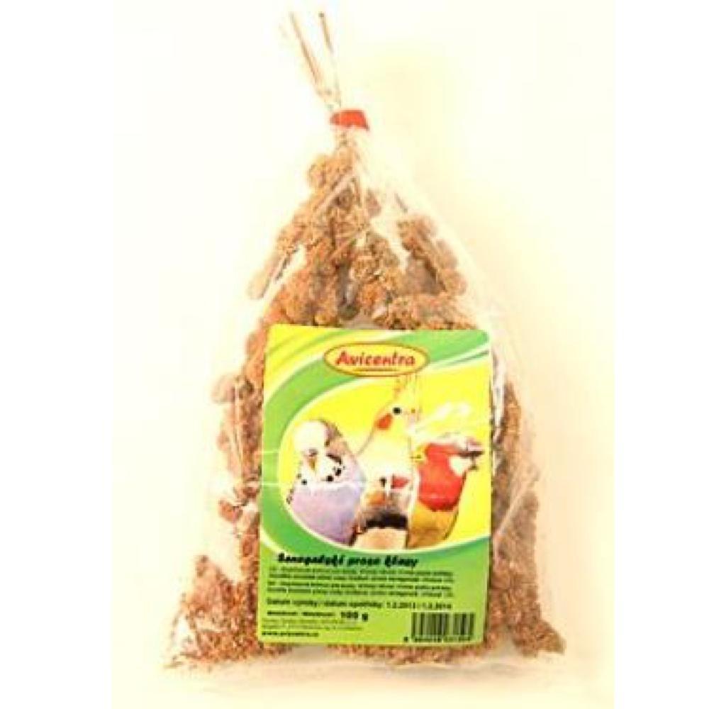 AVICENTRA Senegalské Proso Klasy 100 g