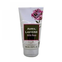 Avril Lavigne Wild Rose Sprchový gel 150ml