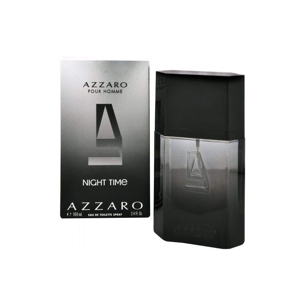 AZZARO Pour Homme Night Time Toaletní voda 100 ml
