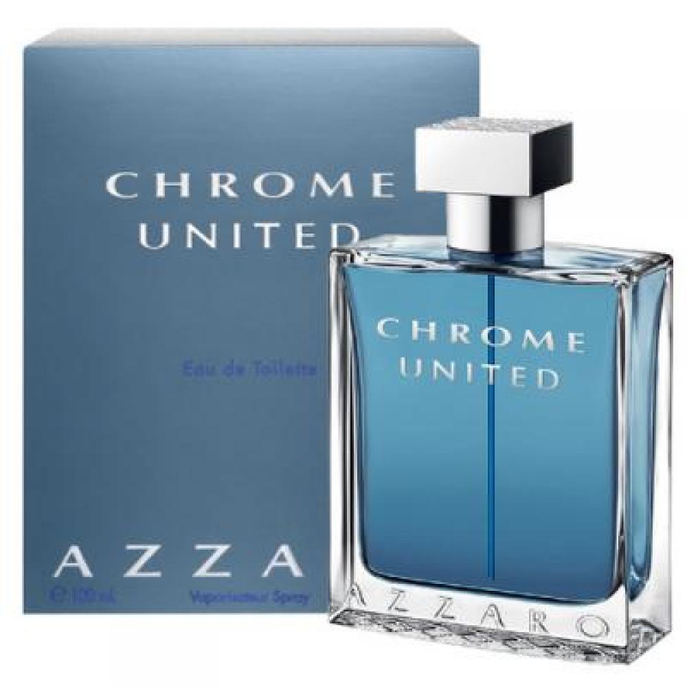 Azzaro Chrome United Toaletní voda 100ml tester TESTER