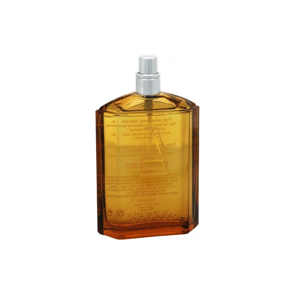 Azzaro Pour Homme Toaletní voda 100ml Naplnitelný TESTER