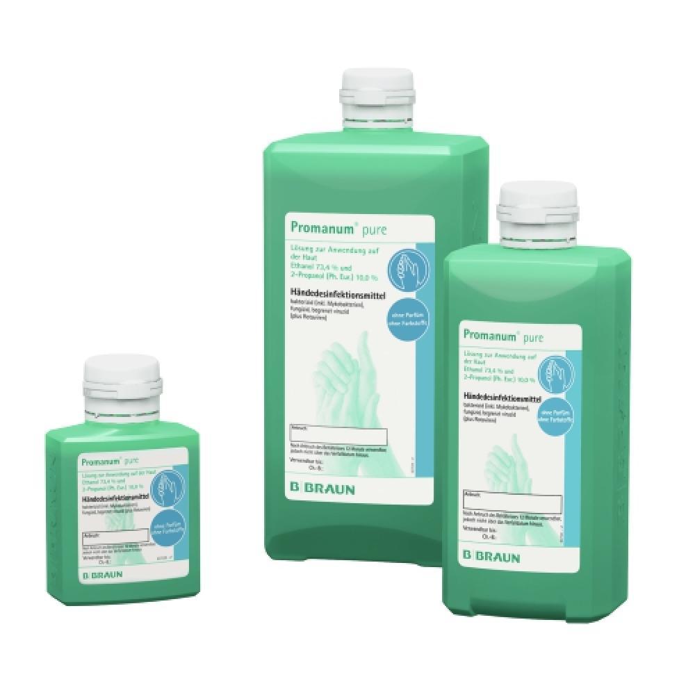 B.BRAUN MEDICAL Promanum pure1000 ml