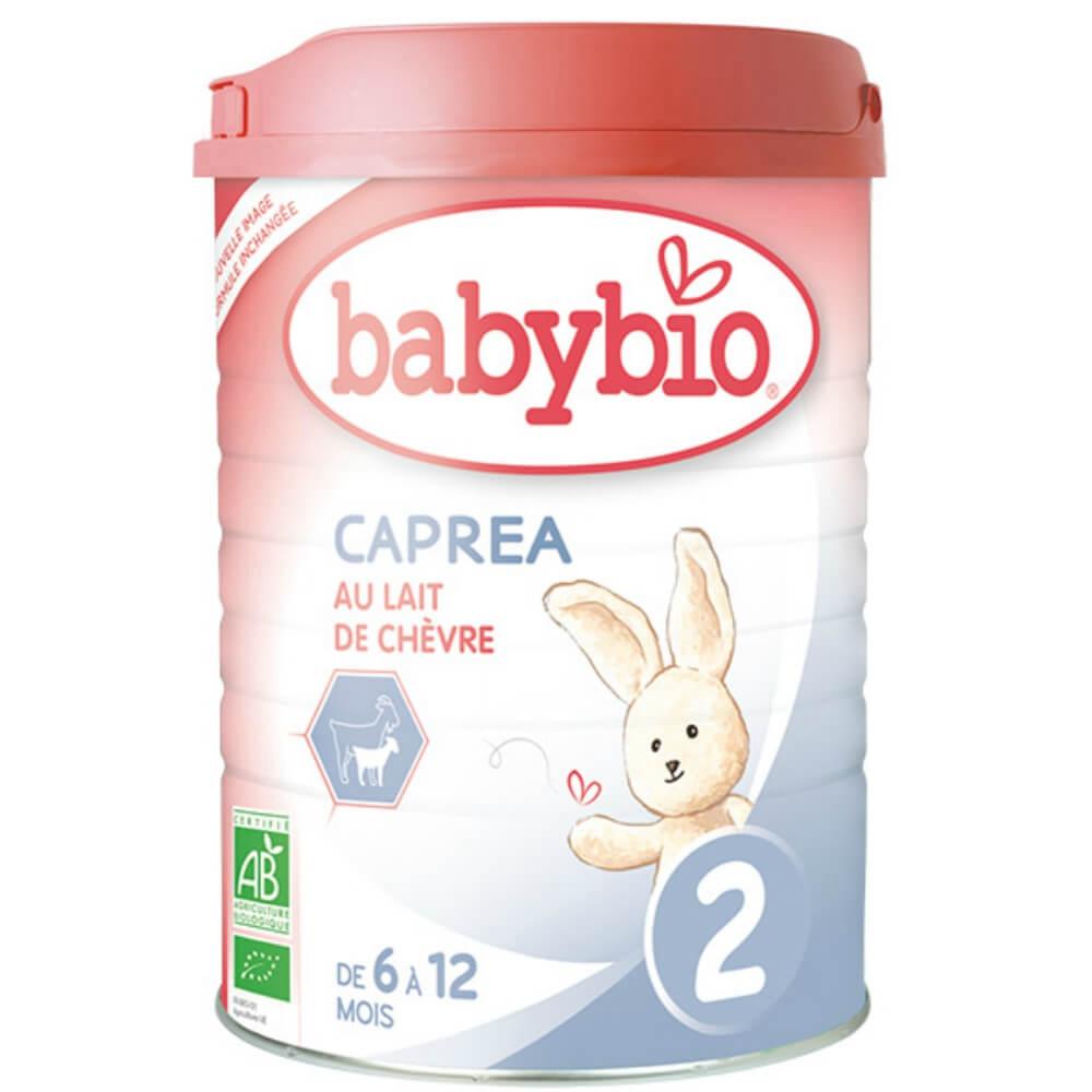 BABYBIO Caprea 2 kozí kojenecké mléko 900 g