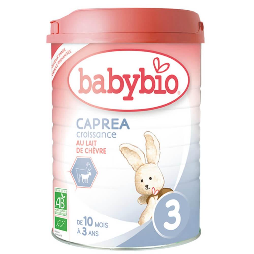 BABYBIO Caprea 3 Kozí kojenecké mléko 900 g