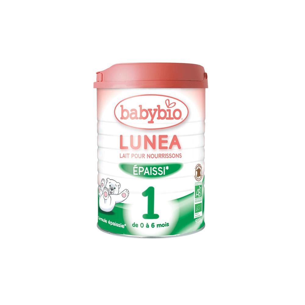 BABYBIO Lunea 1 kojenecká výživa v prášku 900 g