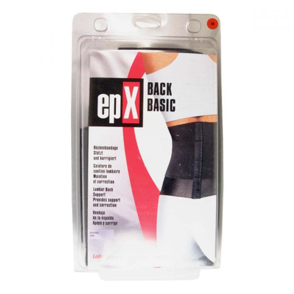 Bandáž zad EpX Back Basic vel. M