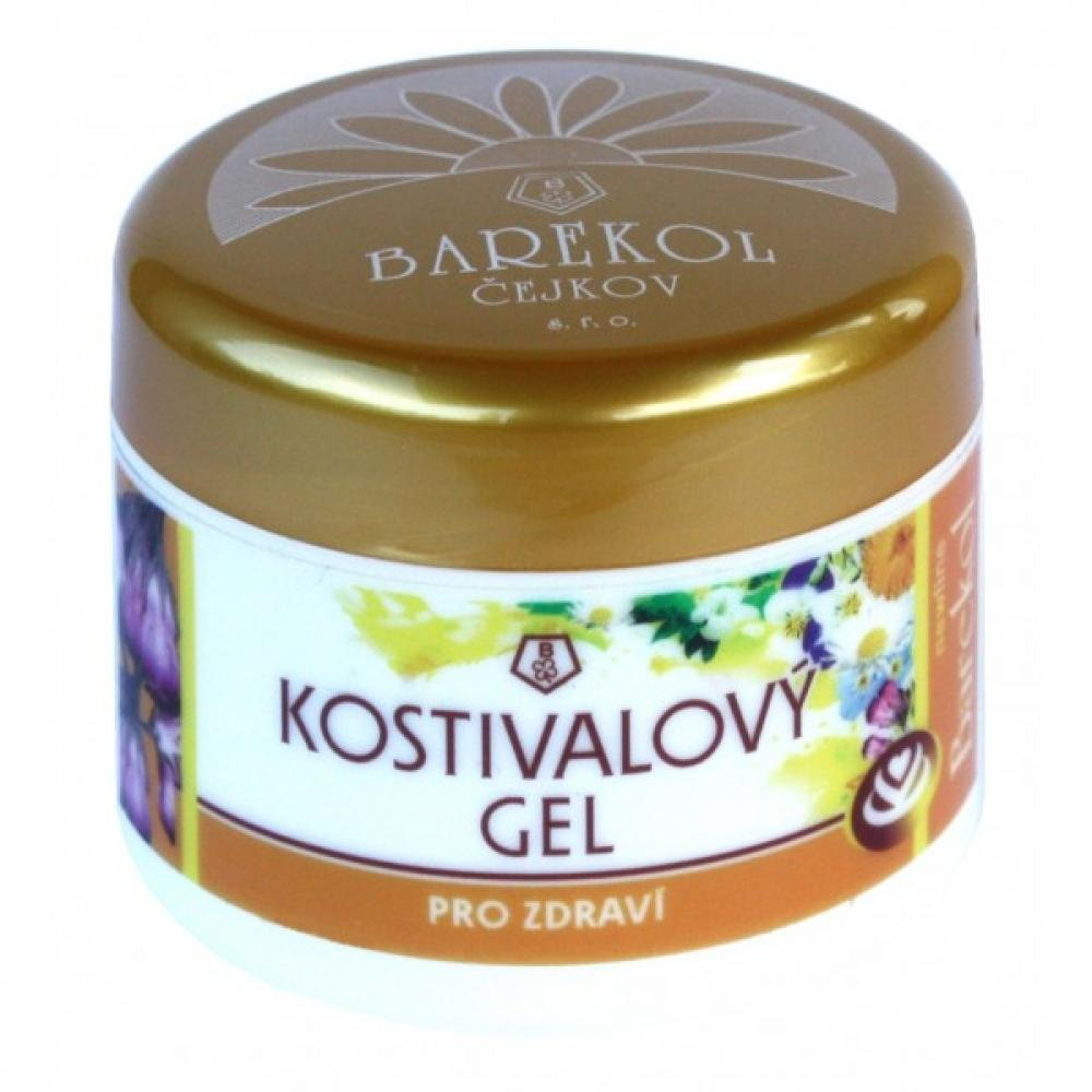 Barekol Kostivalový gel 50ml