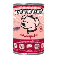 BARKING HEADS Fusspot konzerva 400 g new