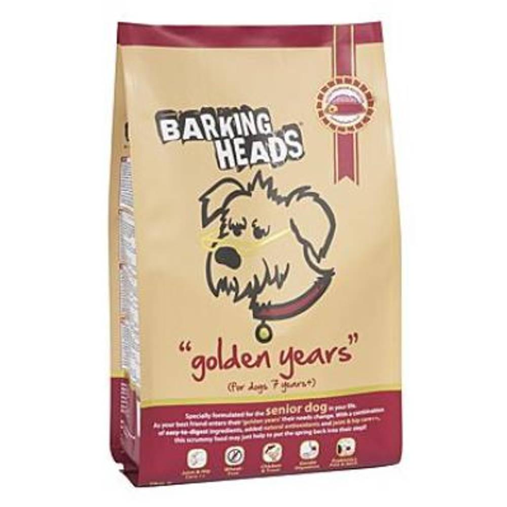 BARKING HEADS Golden Years 2 kg