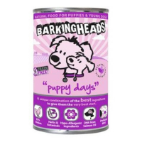BARKING HEADS Puppy Days konzerva 400 g new