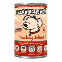 BARKING HEADS Turkey Delight konzerva 400 g new