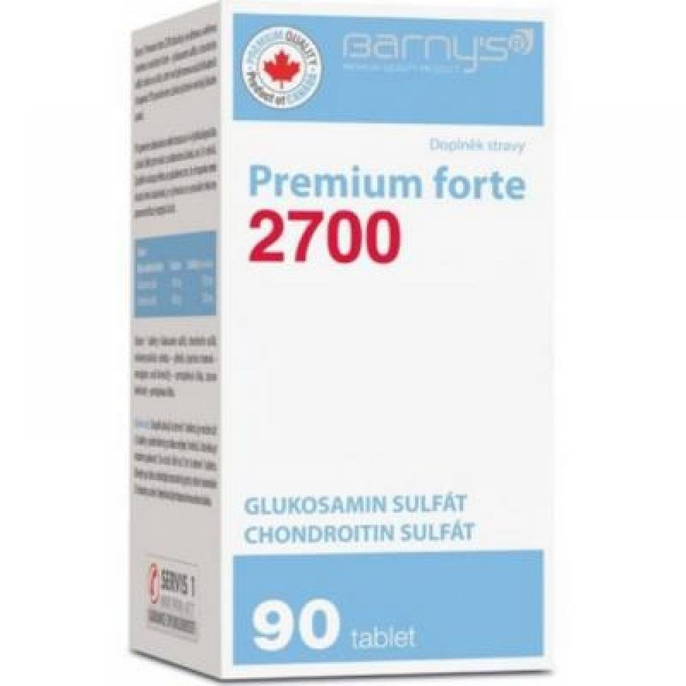 Barny´s Premium Forte 2700 90 tbl.