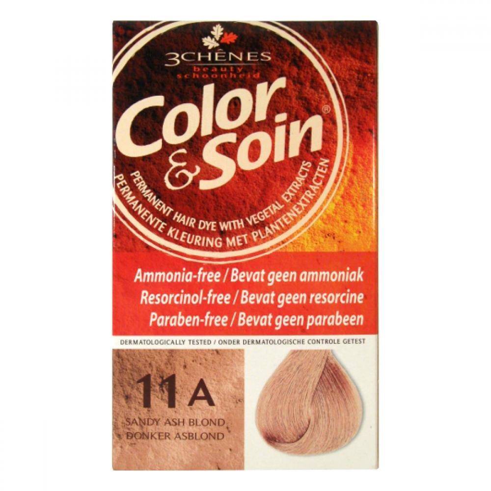 Barva a Péče 11A - Pískově popelavá blond 135ml