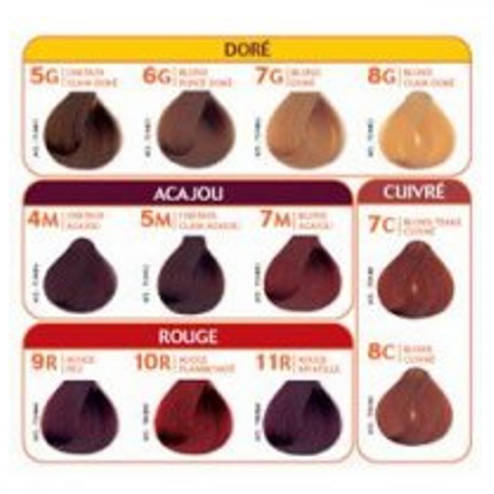 Barva a Péče 6G - Tmavá zlatá blond 135ml