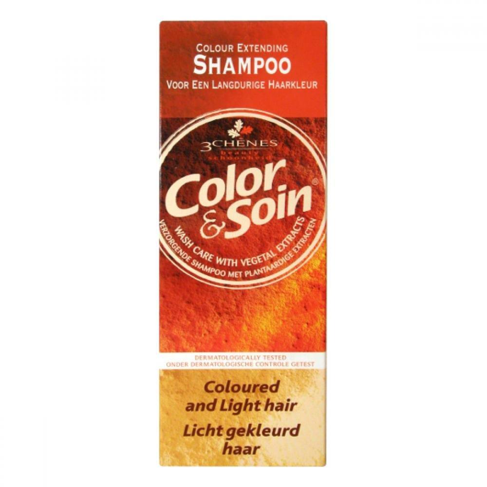 Barva a Péče Šampón - Světle barvené vlasy 250ml