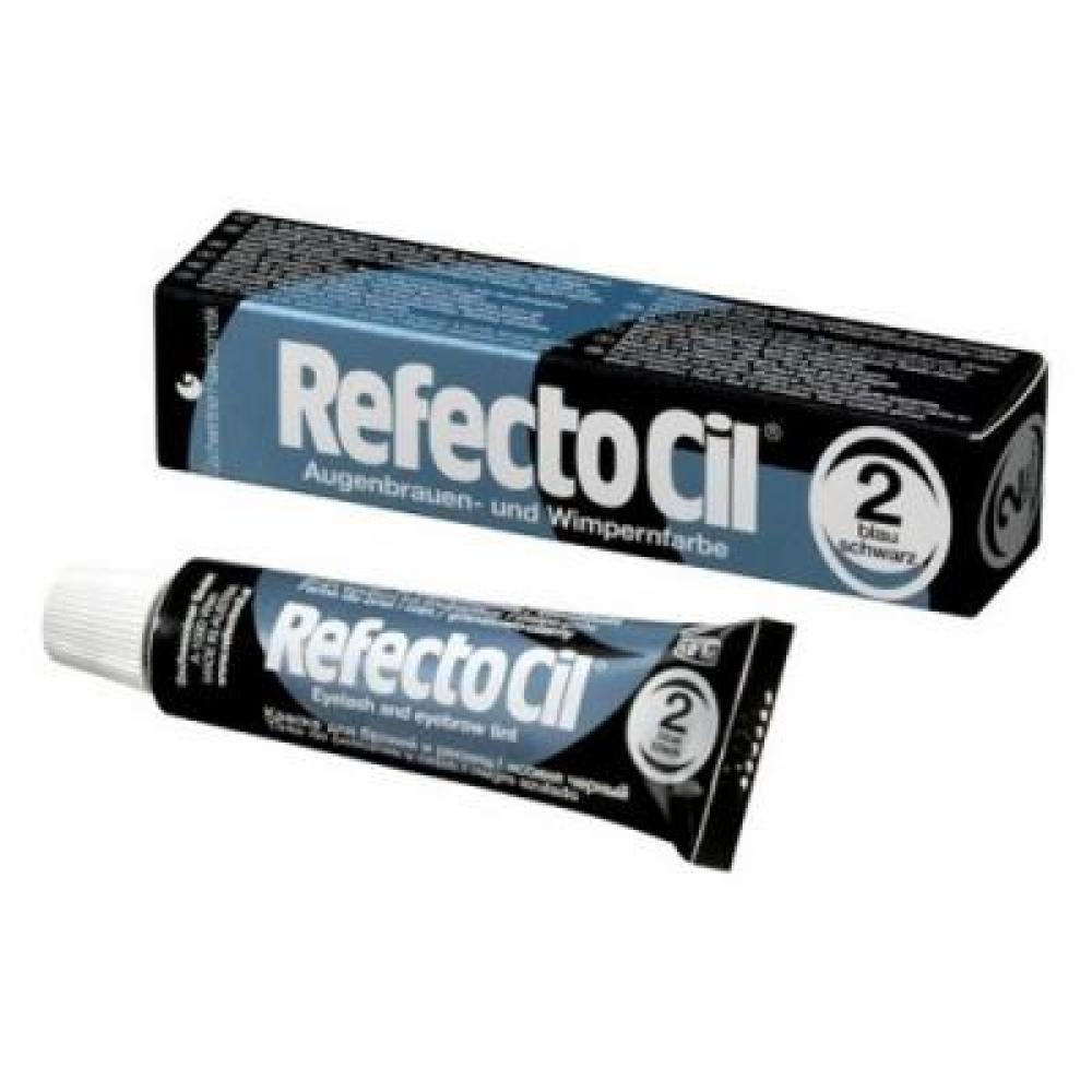REFECTOCIL Barva na řasy a obočí černá 15 ml