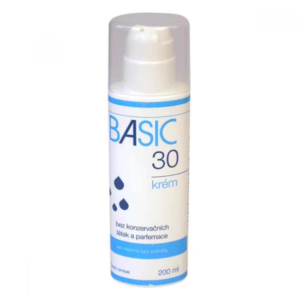 BASIC 30 krém 200ml