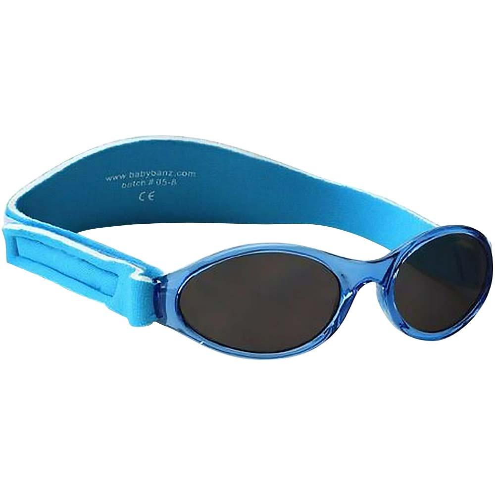 BB Brýle KID světle modré s průhlednými skly