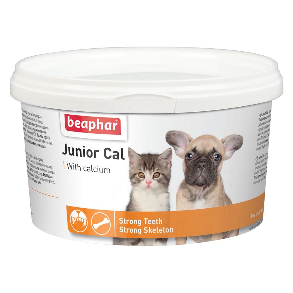BEAPHAR Minerální doplněk stravy Junior Cal kotě, štěně 200 g