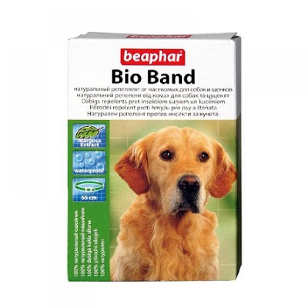 BEAPHAR Antiparazitní obojek pro psa Bio Band Plus 65 cm
