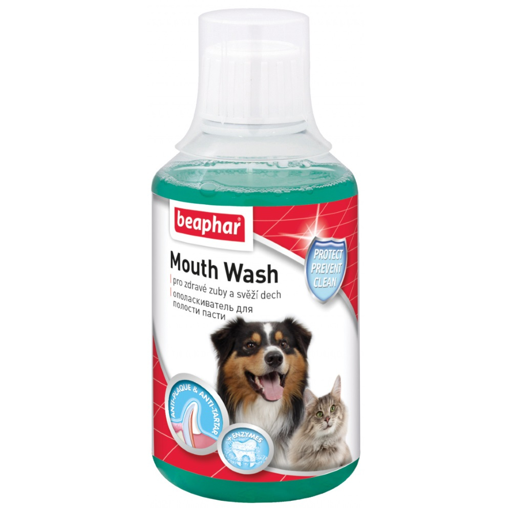 Beaphar MOUTH wash - ústní voda 250ml