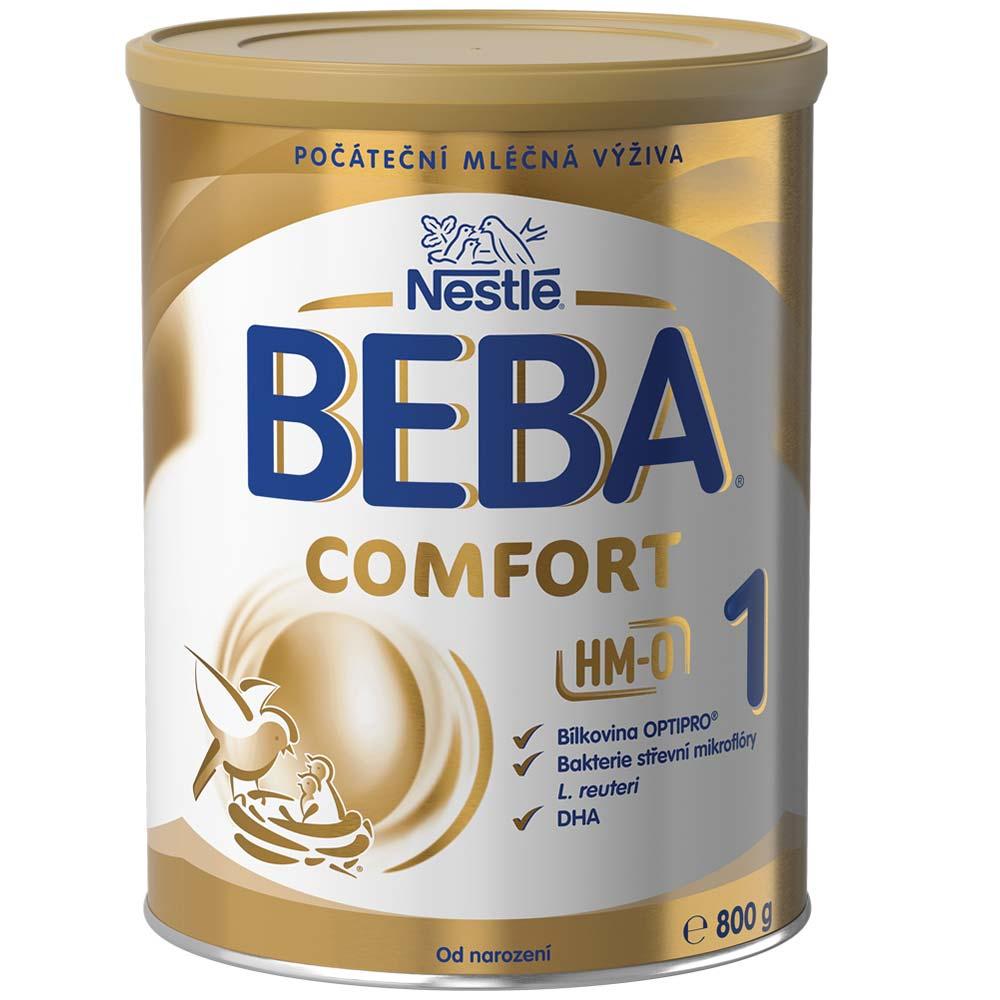 NESTLÉ BEBA Comfort 1 HM-O Počáteční mléko od narození 800 g