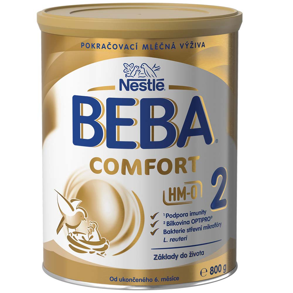 NESTLÉ BEBA Comfort 2 HM-O 800 g