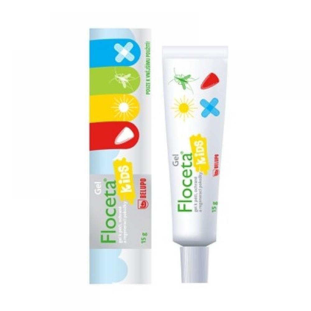 BELUPO Floceta Kids gel 15 g