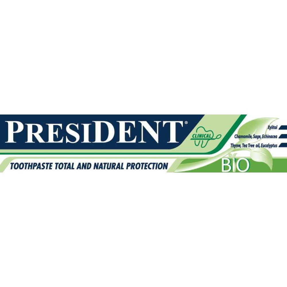 BETAFARMA Bio President zubní pasta 75 ml