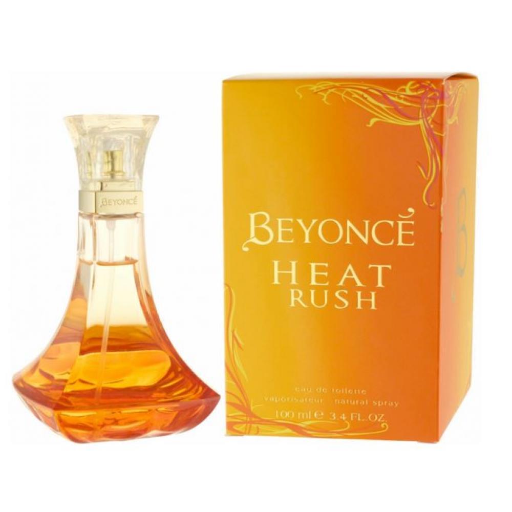 Beyonce Heat Rush Toaletní voda 100ml