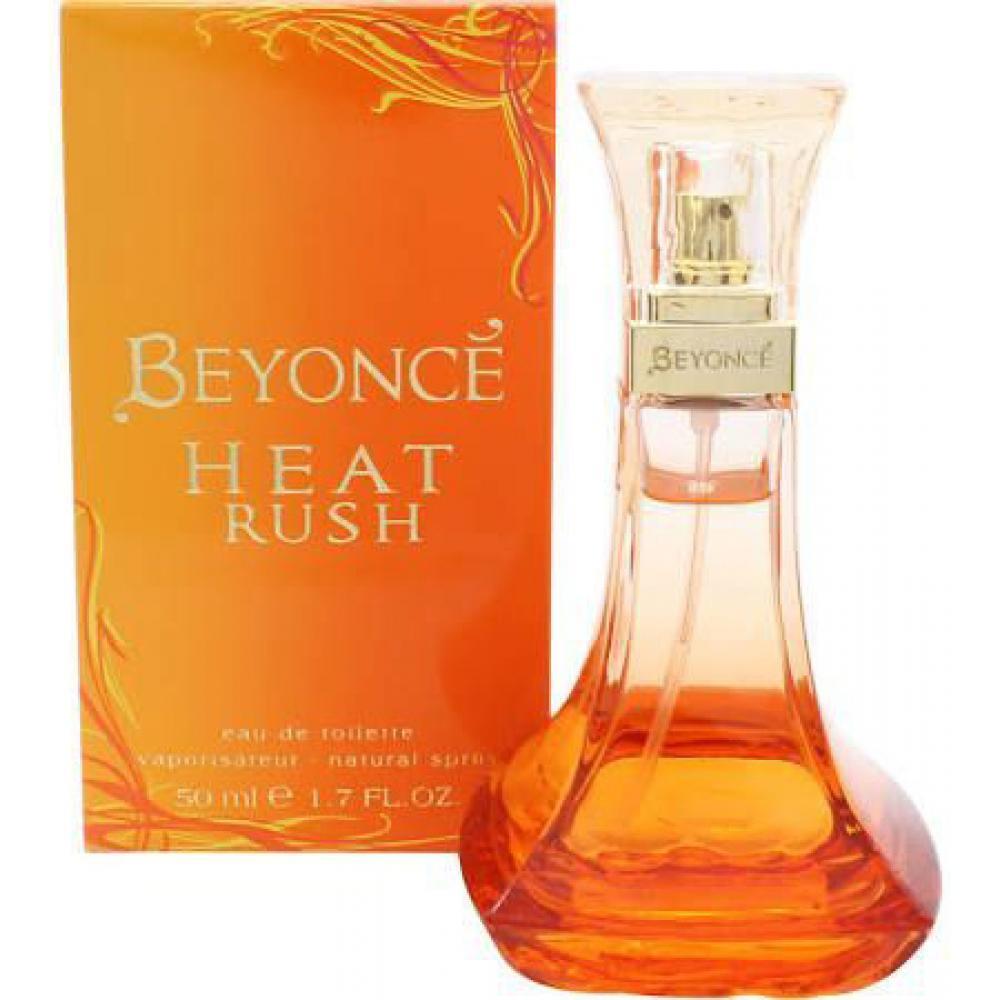 Beyonce Heat Rush Toaletní voda 50ml