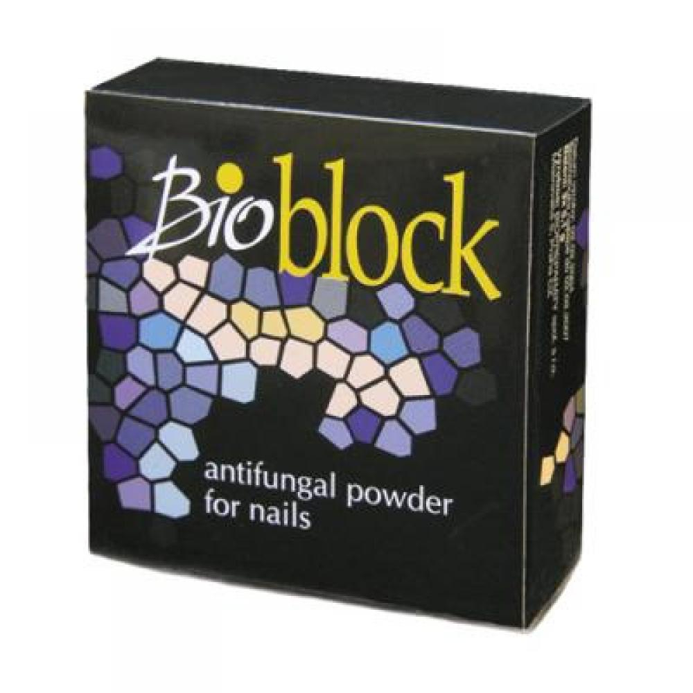 Bio Block protiplísňový prášek-nehty na rukách 3x0.1g