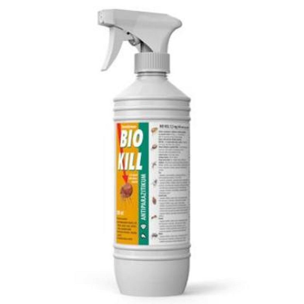 BIO KILL 2,5mg/ml kožní sprej emulze 500 ml