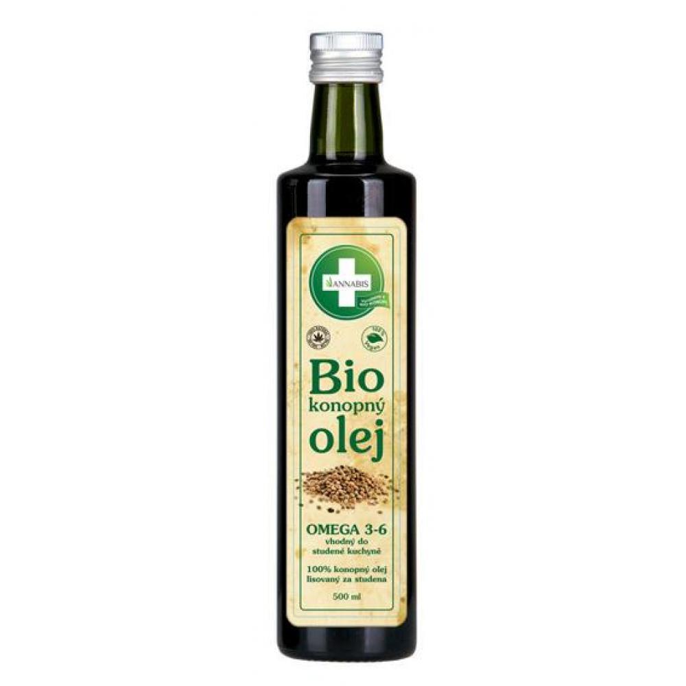 Health Link BIO konopný olej 250ml