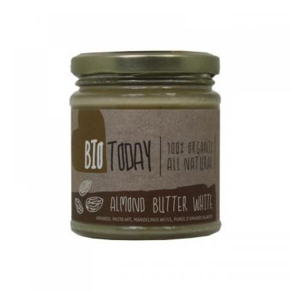 BIO TODAY Mandlové máslo bílé 170 g
