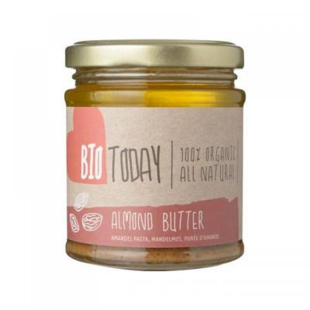 BIO TODAY Mandlové máslo original 170 g