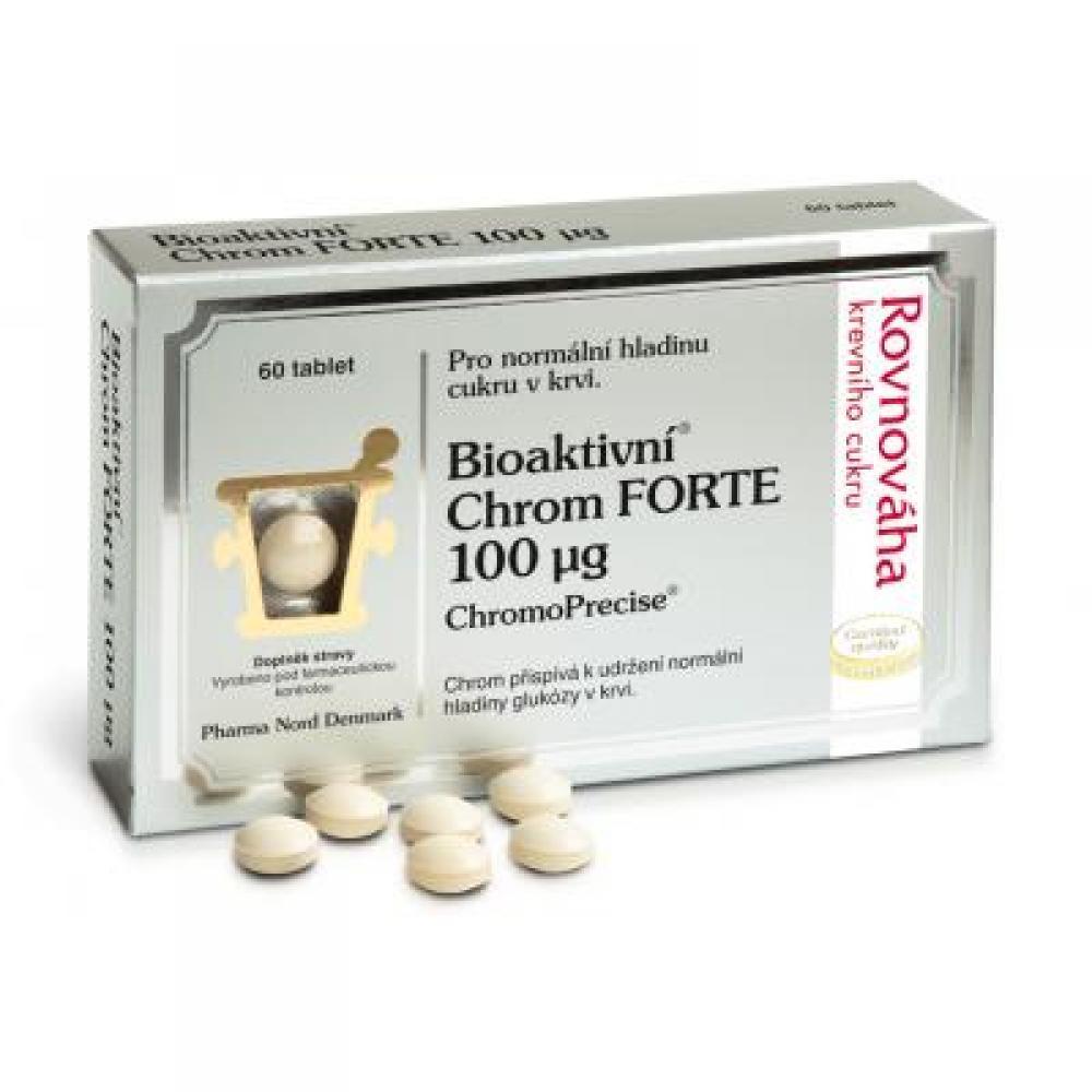 PHARMA NORD Bioaktivní Chrom FORTE 60 tablet