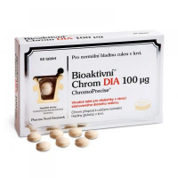PHARMA NORD Bioaktivní Chrom DIA 60 tablet