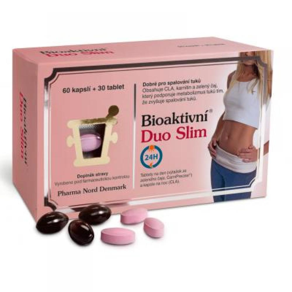 PHARMA NORD Bioaktivní Duo Slim 60 + 30 tablet