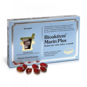 PHARMA NORD Bioaktivní Marin Plus 60 tablet
