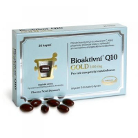 PHARMA NORD Bioaktivní Q10 Gold 30 tablet