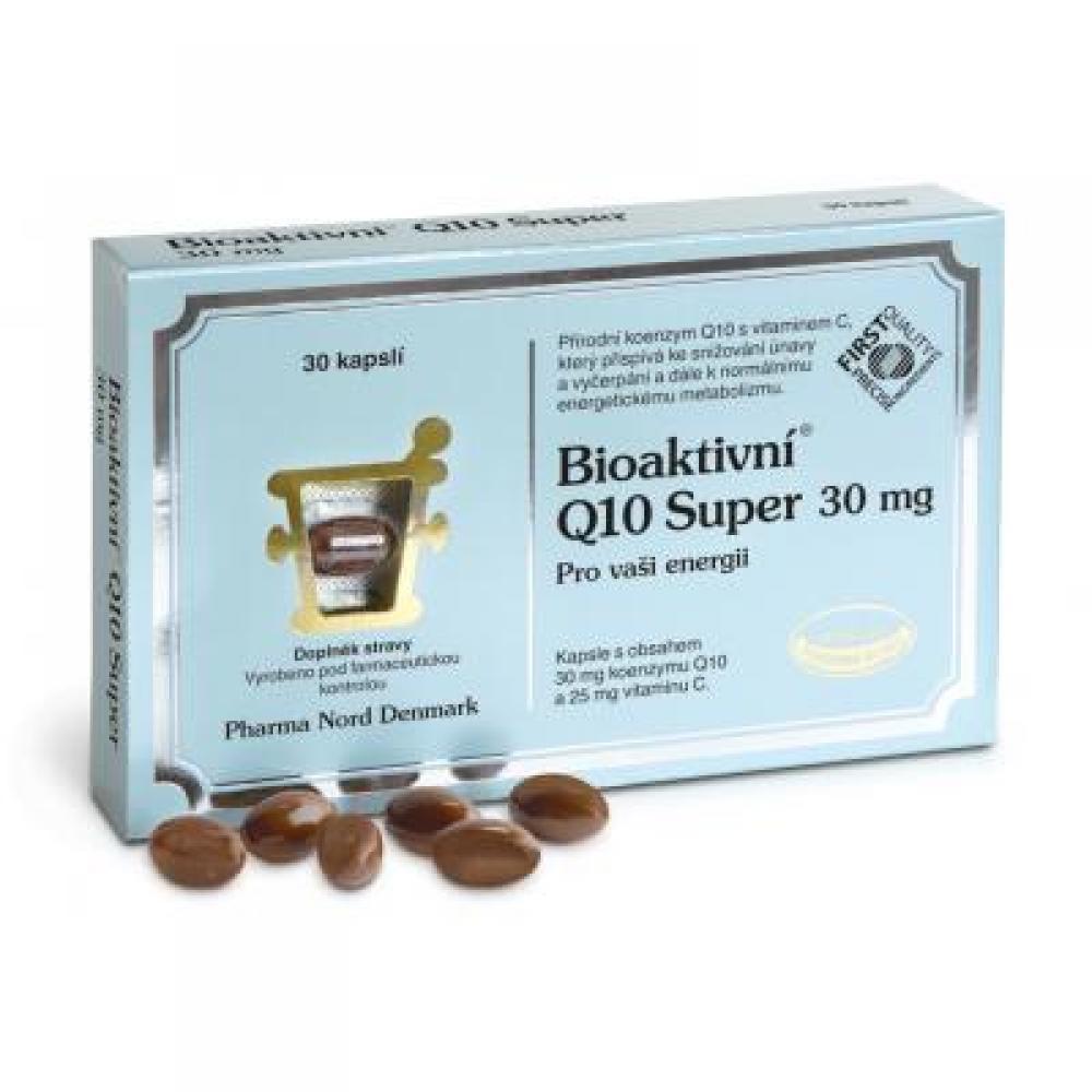 PHARMA NORD Bioaktivní Quinon Q10 Super 30 tablet