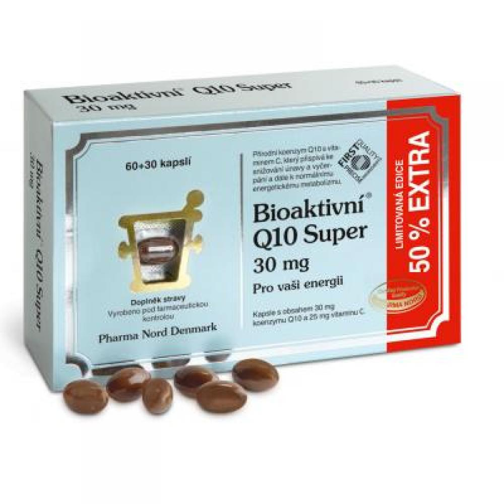 PHARMA NORD Bioaktivní Q10 Super 60 + 30 tablet