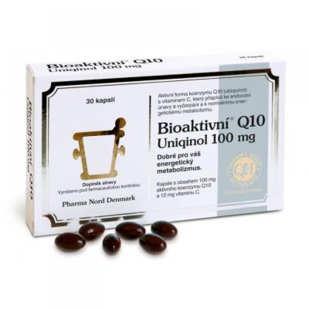 PHARMA NORD Bioaktivní Q10 Uniquinol 30 tablet