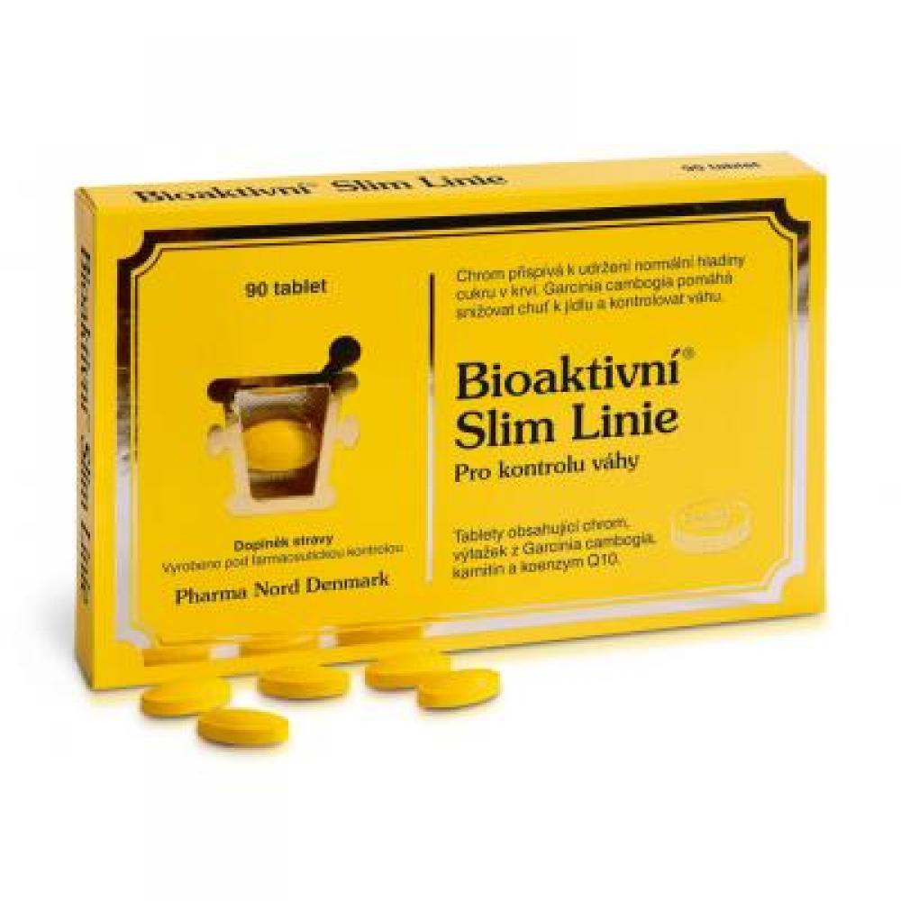 PHARMA NORD Bioaktivní Slim Linie 90 tablet