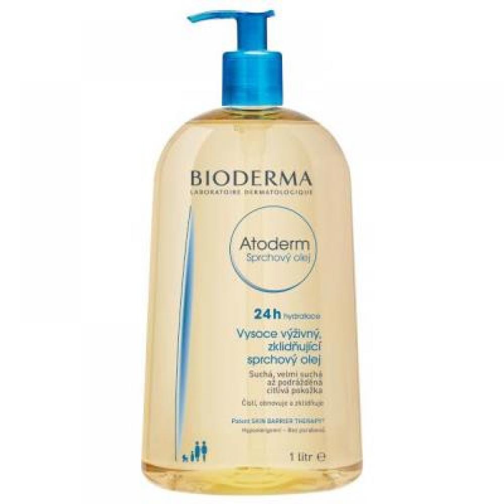BIODERMA Atoderm sprchový olej 1000 ml