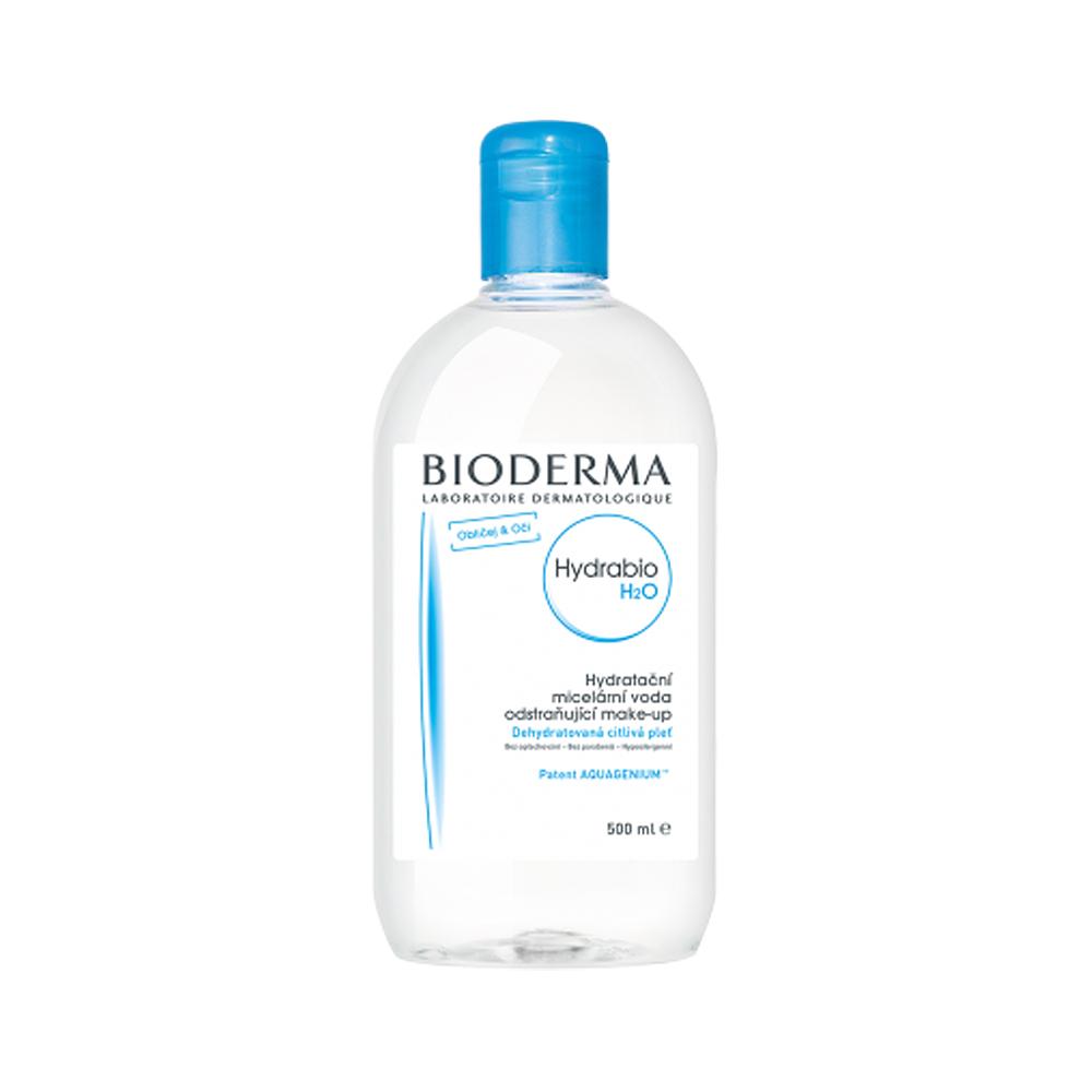 Bioderma Hydrabio H2O micelární voda 500 ml
