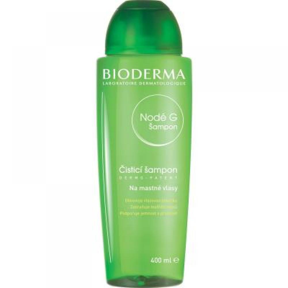 Bioderma Nodé G šampon pro mastné vlasy (Purifying Shampoo) 400 ml