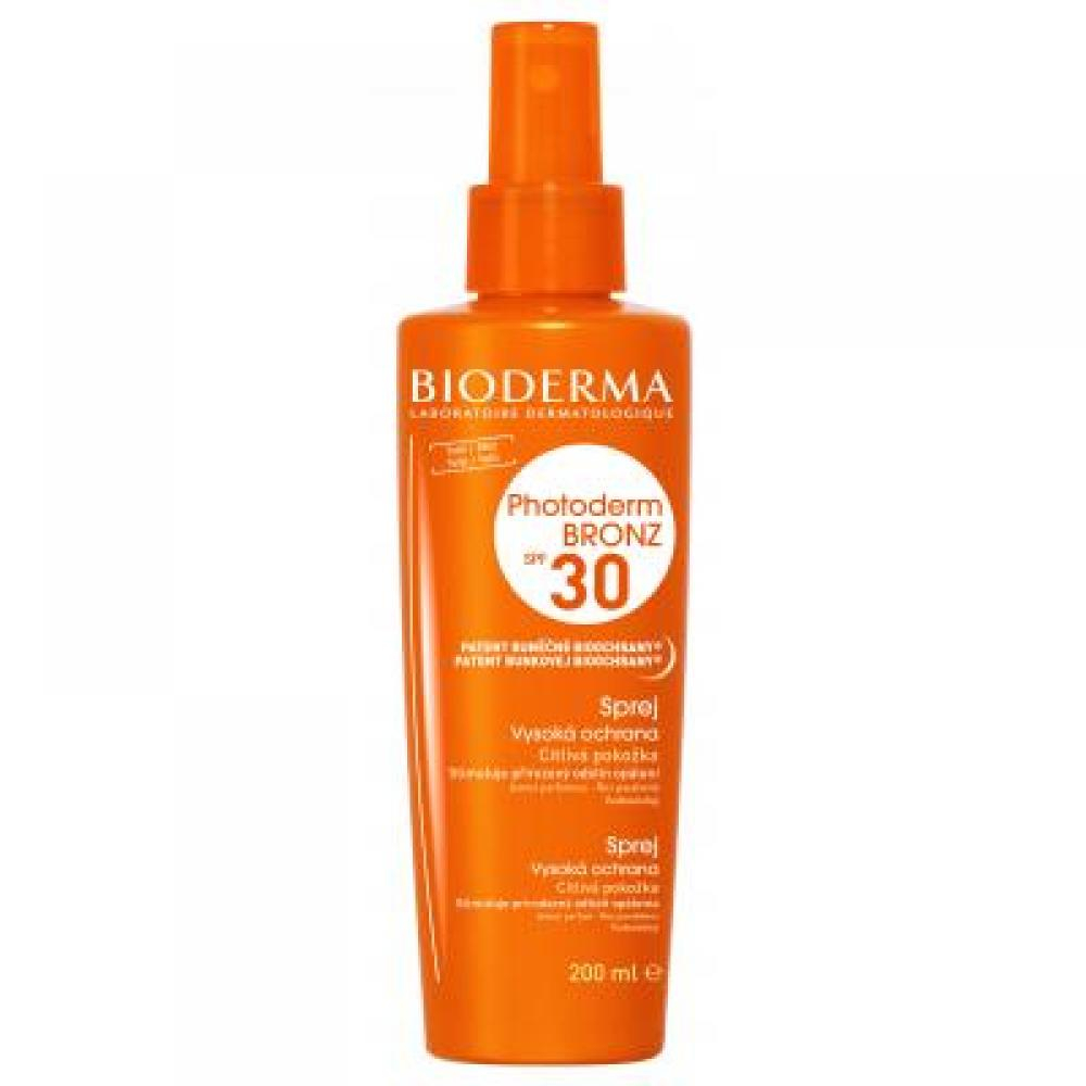 BIODERMA Photoderm Bronz sprej SPF 30 200 ml