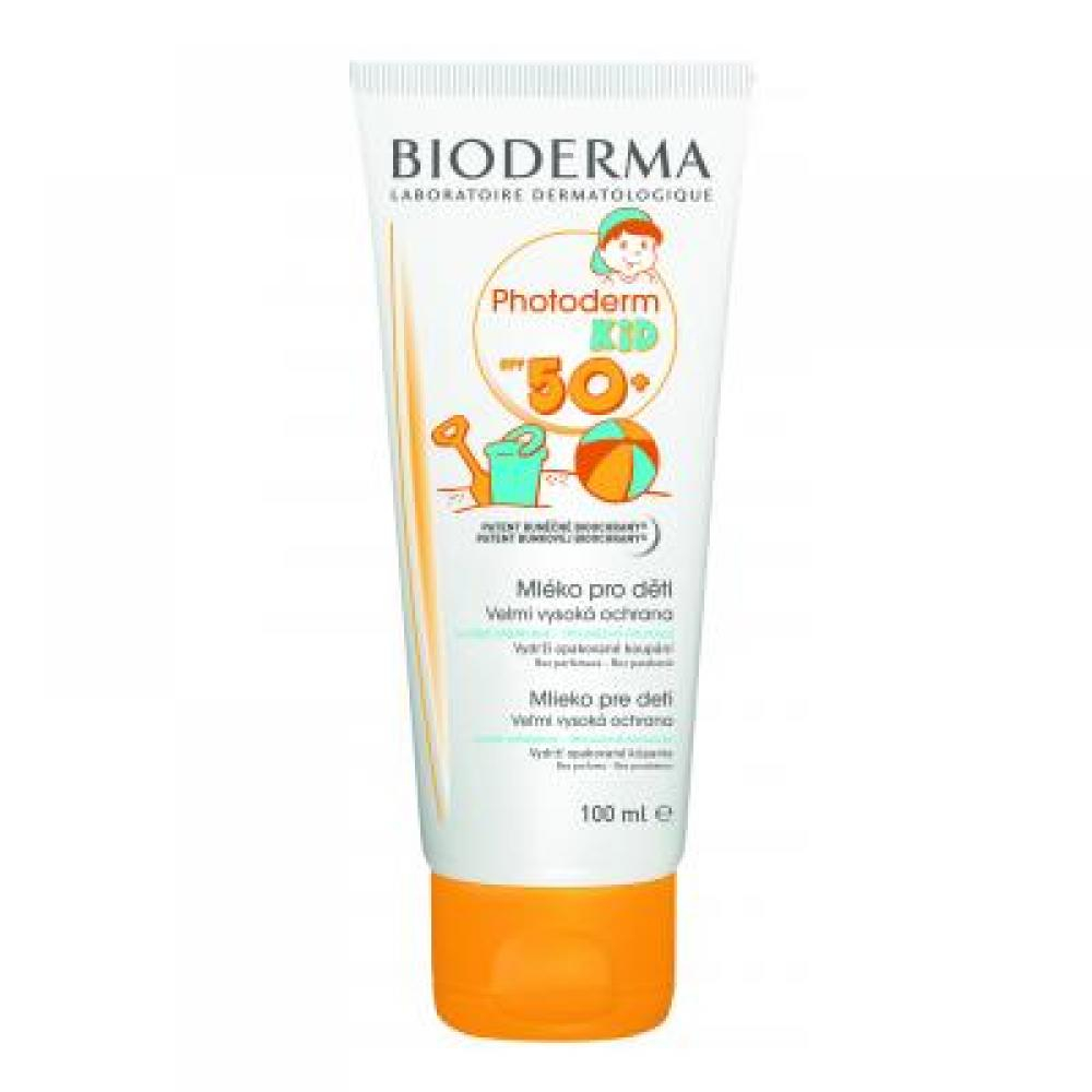BIODERMA Photoderm Kid mléko SPF 50+ 100 ml